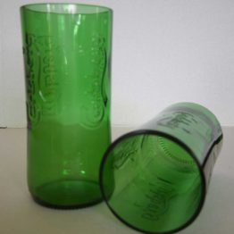 carlsberg beer bottle glasses